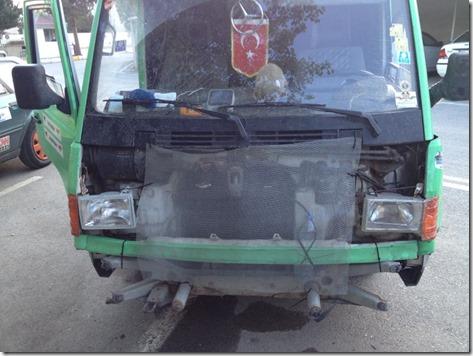 VW Bus Schrott